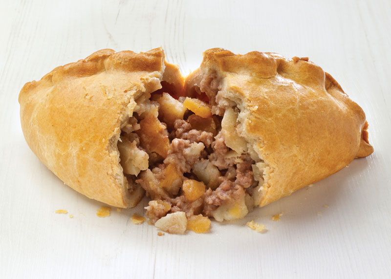 Traditional Pasties